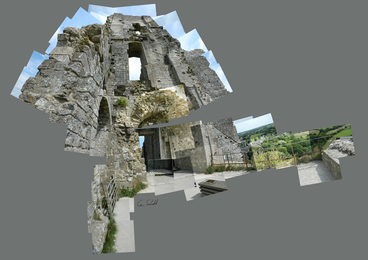 Corfe Castle WP