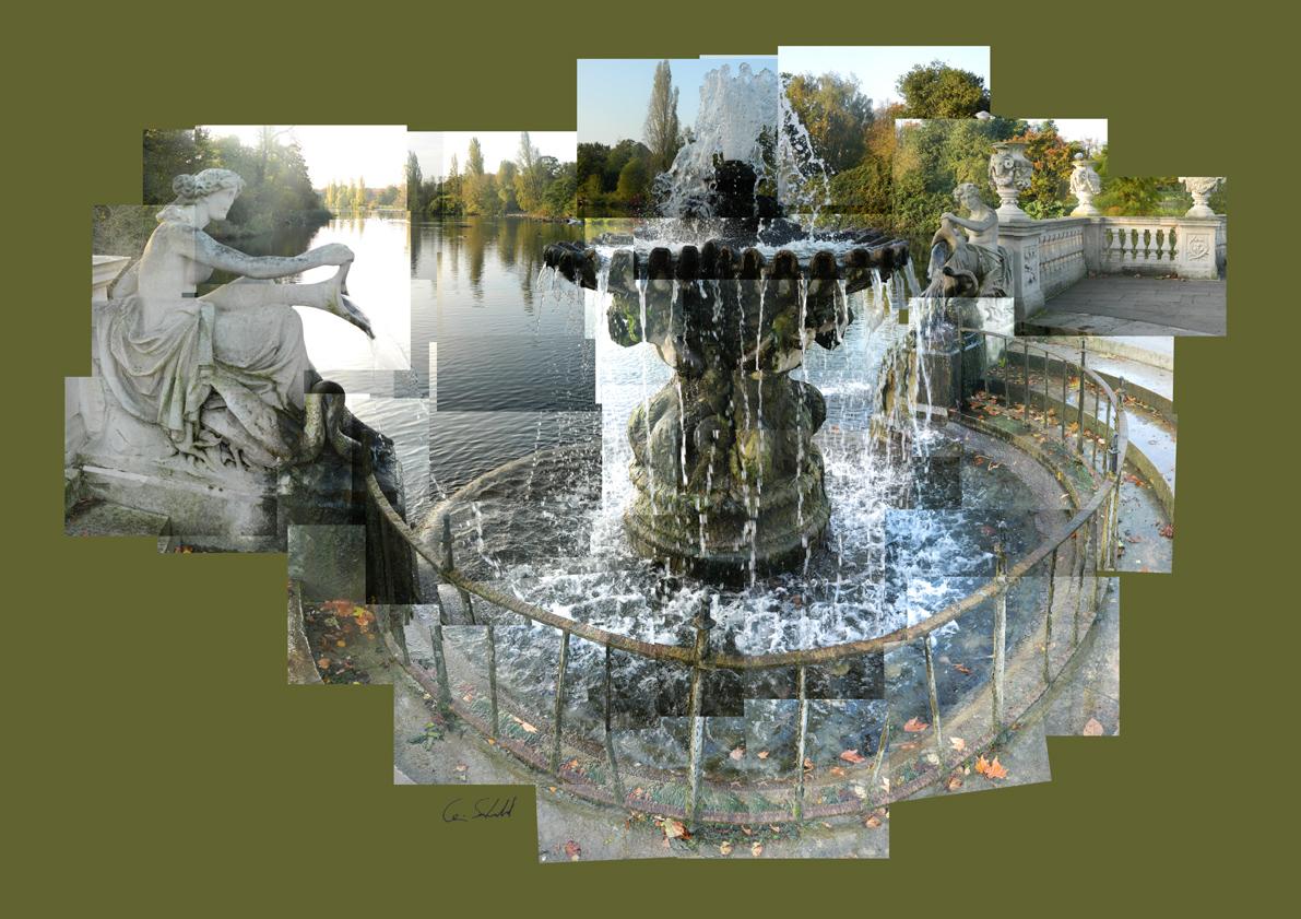 Fountain - Hyde Park WP